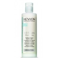 Revlon Professional Interactives S.O.S Calm fejbőrnyugtató sampon, 250 ml