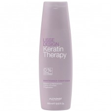 Alfaparf Lisse Design Keratin Therapy Maintenance ápoló balzsam, 250 ml